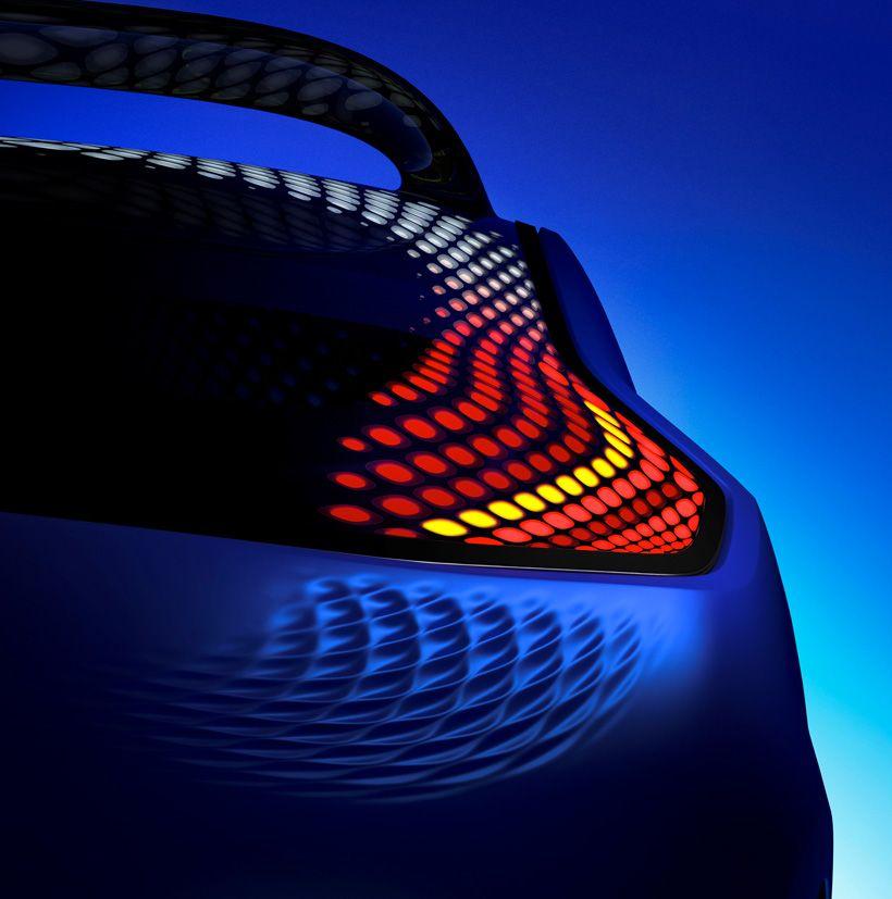 Renault unveils concept-car by Ross Lovegrove