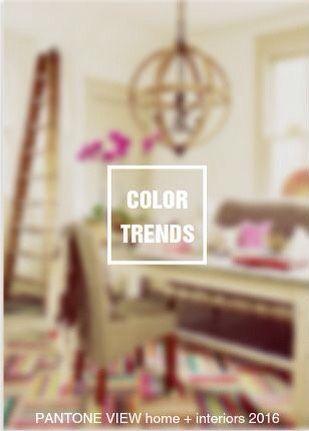 Are You Ready For Pantone 2016 Colour Trend#Pantonecontest #Home #Garden #Trusper #Tip