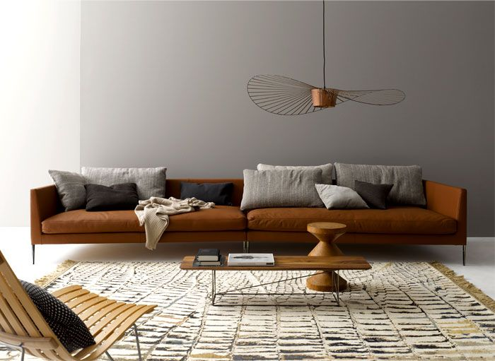 Flooring trends for new house living room designs