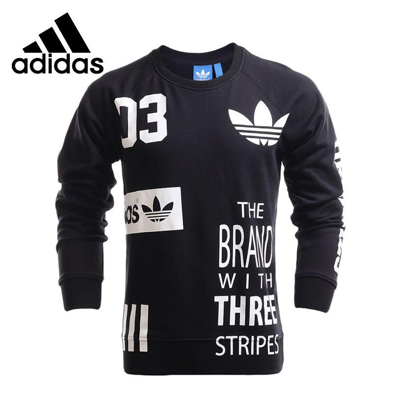 Original New Arrival Adidas Originals Men S Pullover Jerseys Sportswear Pullover Men Sportswear Adidas Originals Mens