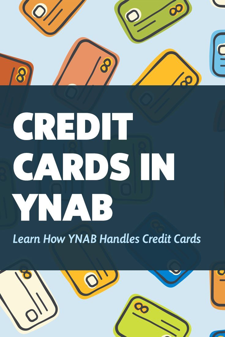 Untangling Credit Cards In YNAB