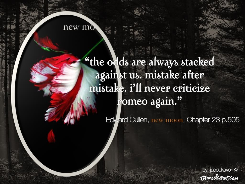 edward cullen Quotes | Yey! Edward Cullen quote Wallpapers ...