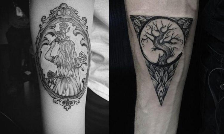tattoo ideen auf dem unterarm innenseite f r mann und frau tattoo ideen pinterest tattoo. Black Bedroom Furniture Sets. Home Design Ideas