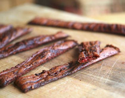 9 Meatless Jerky Recipes For The Vegetarian In You Hellawella Vegan Beef Vegan Jerky Jerky Recipes