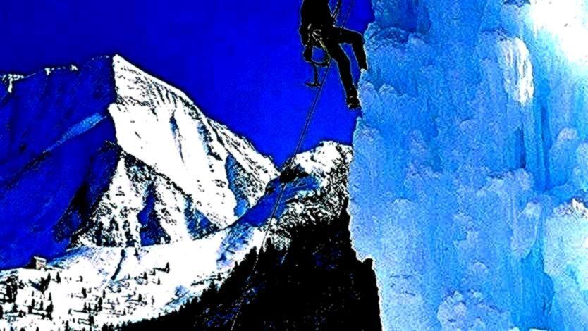 shiver   ICE CLIMBING  Discover ice climbing     Ice Climbing Climbing that makes you shiver   ICE CLIMBING  Discover ice climbing     Climbing Climbing that makes you sh...