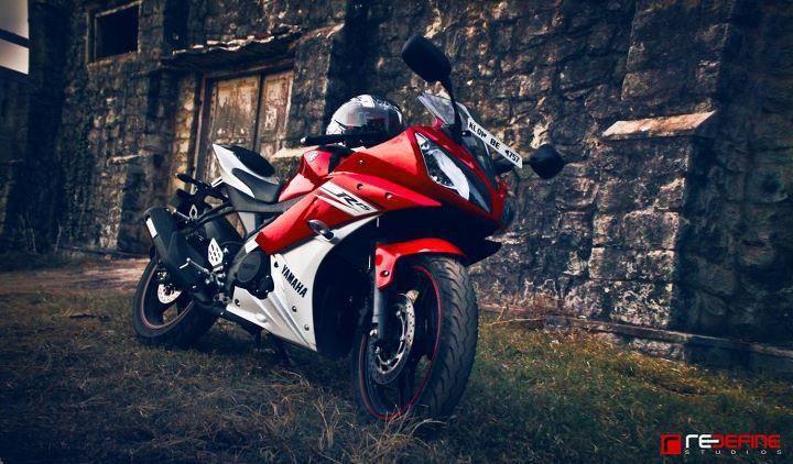 Yamaha R15 V2 With Images Yamaha R15 Yamaha Yamaha Bikes