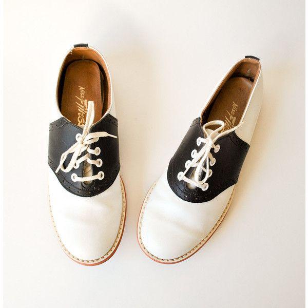 shoes vintage 50s