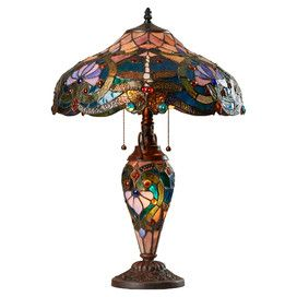 "Abel 24.5"" H Table Lamp with Bowl Shade"