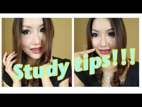 Study Tips For College - How to become an A student !