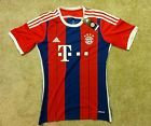 For Sale - adidas FC Bayern Munich Home Jersey 14/15 season Brand New replica men - See More at http://sprtz.us/BayernEBay
