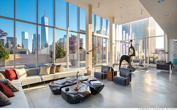 Priciest new york city homes on sale manhattan mansion for New york city luxury apartments