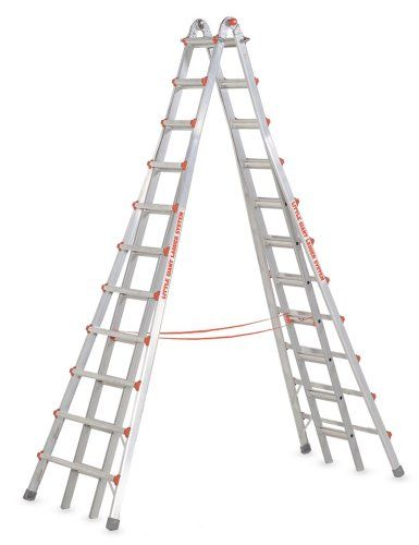 Top 5 Best Tripod Ladders Reviews In 2020 With Images Ladder Best Ladder Little Giants