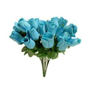 Turquoise artificial flowers google search crafts pinterest turquoise artificial flowers google search mightylinksfo