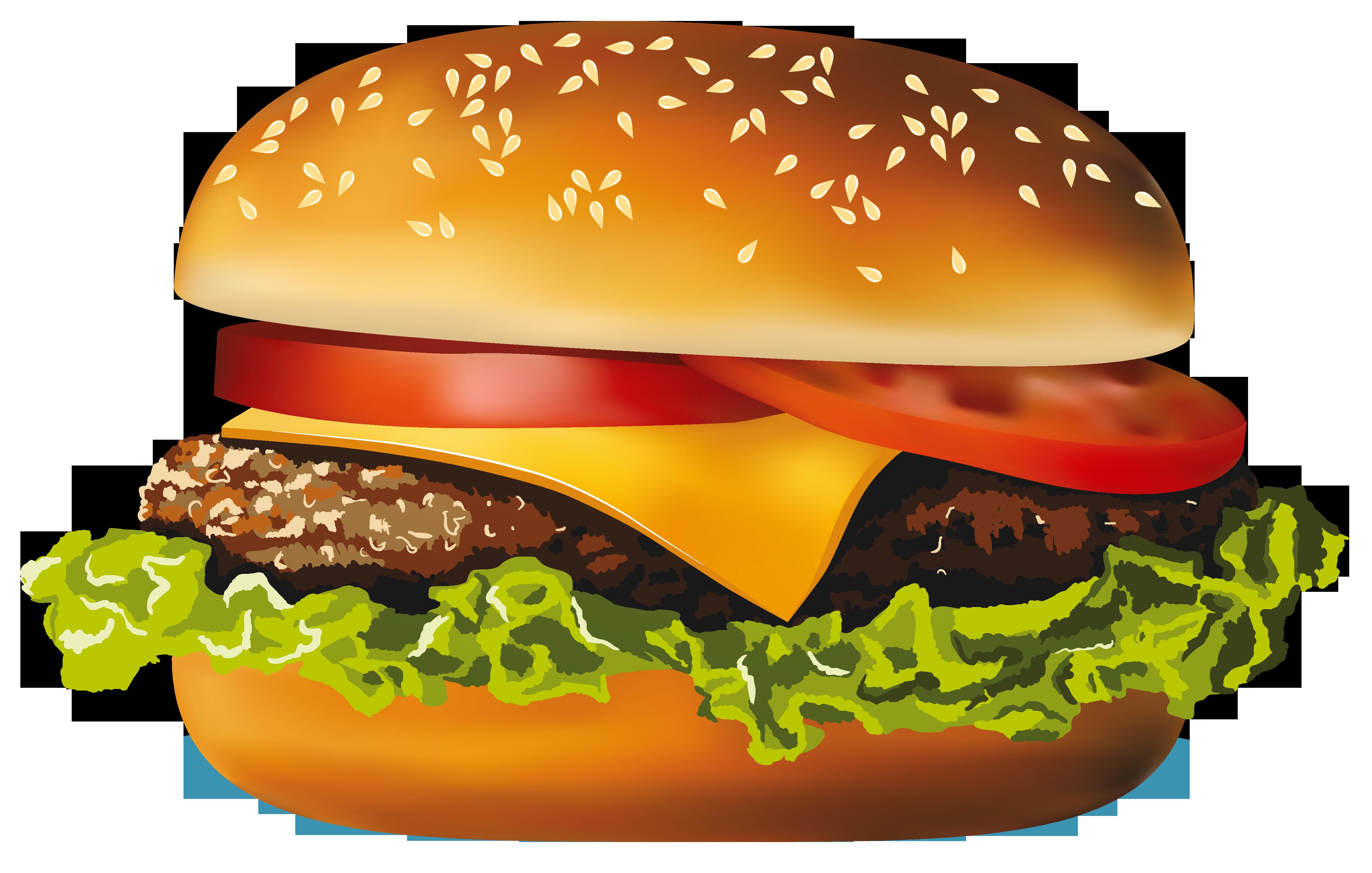 hamburger png vector clipart proyectos que intentar