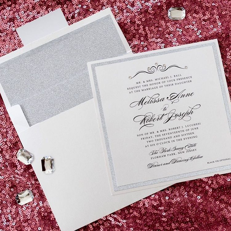 wedding invitations wedding invitations little black dress