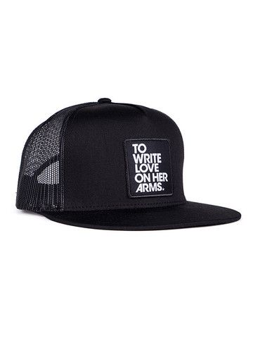 c09ece0981e To Write Love on Her Arms Official Online Store - Patch Trucker Hat ...