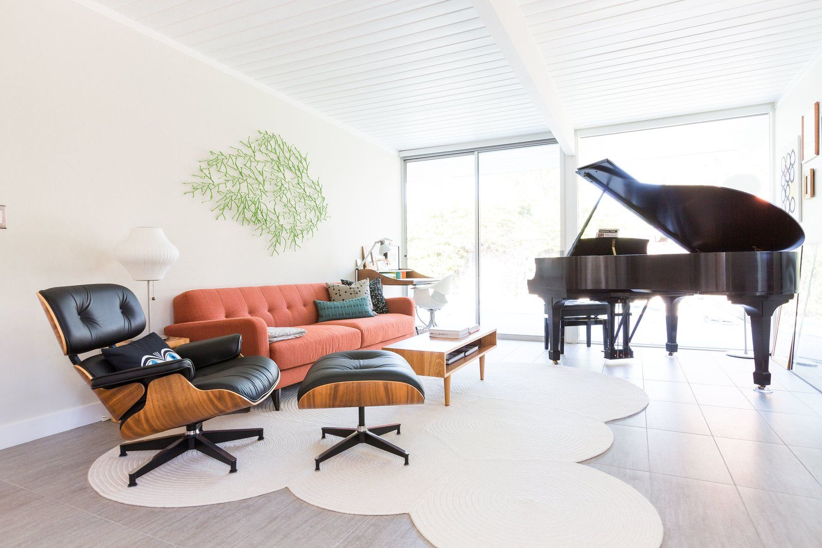 Shop the Look: Midcentury Living Room | Living room furniture ...