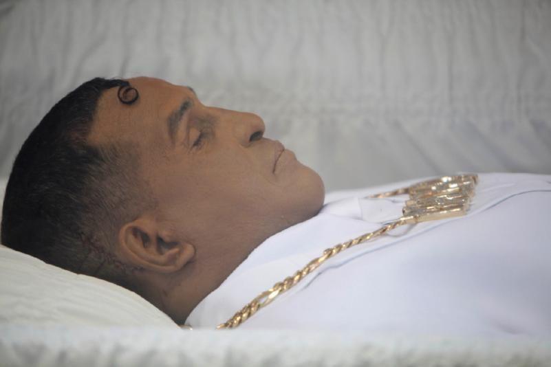 Celebrity dead bodies morgue