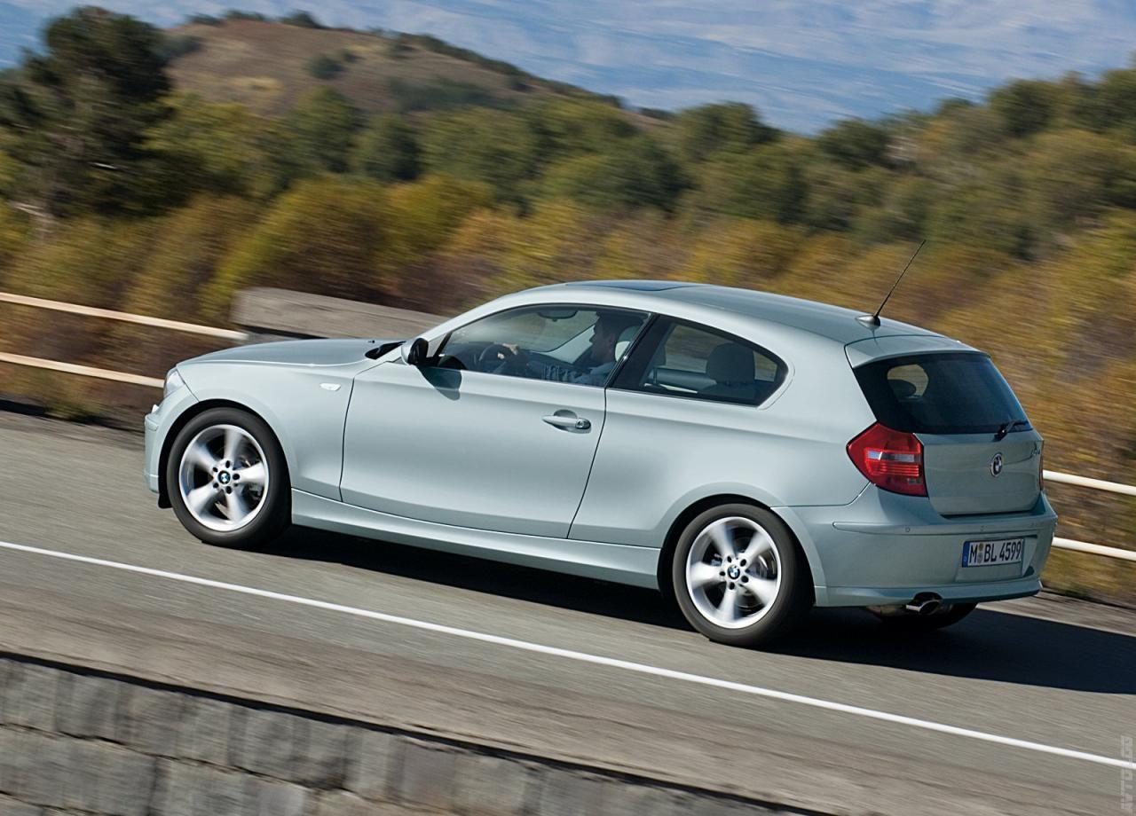 2008 BMW 1 Series 3 door | BMW | Pinterest | BMW, BMW Series and Cars