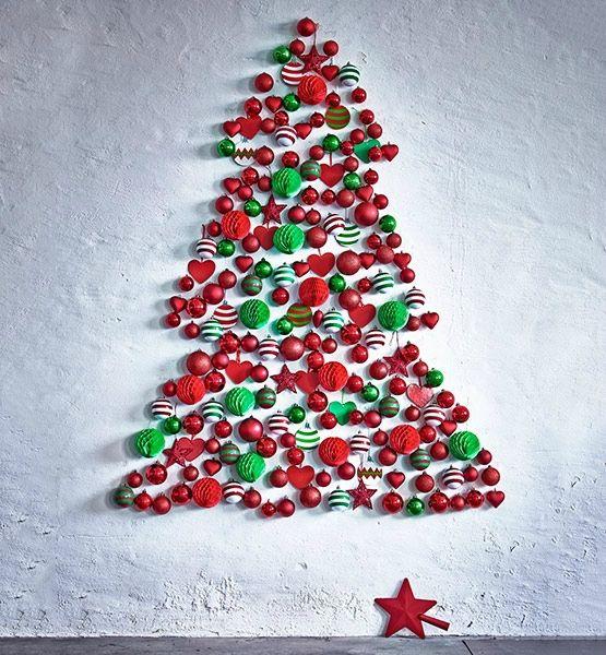 11 Wildly Creative Christmas Trees
