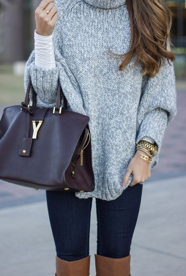 Sweater Weather | The Teacher Diva: a Dallas Fashion Blog featuring Beauty & Lifestyle