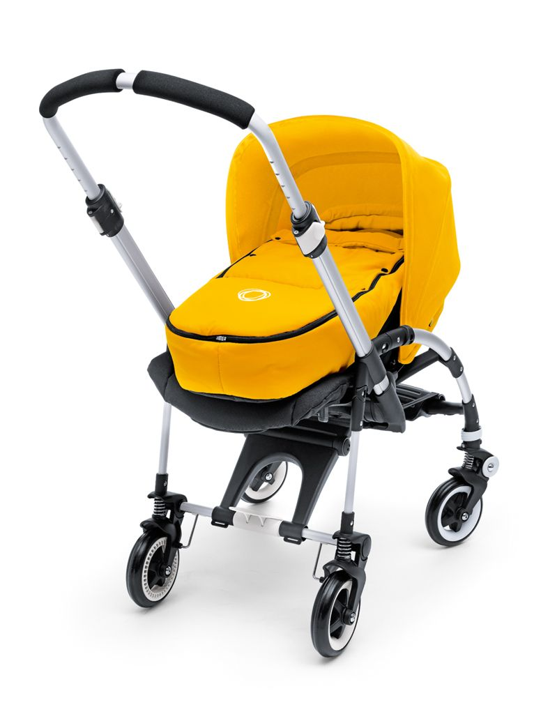 Bugaboo Stroller Seat Liner Yellow Fits All Bugaboo Strollers