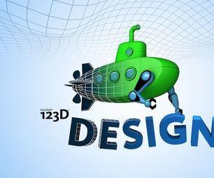 3D Design Instructable