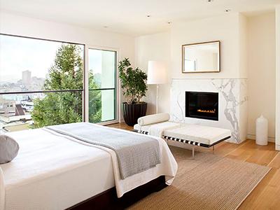 Slaapkamer Met Openhaard : Extra ruimte in de slaapkamer 365 woonideeën interieur