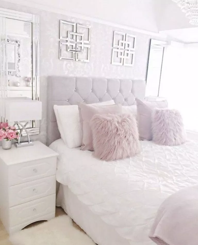 91 Cozy Home Decorating Ideas For Girls Bedroom 5 Bedroom Design Bedroom Decor Bedroom Interior