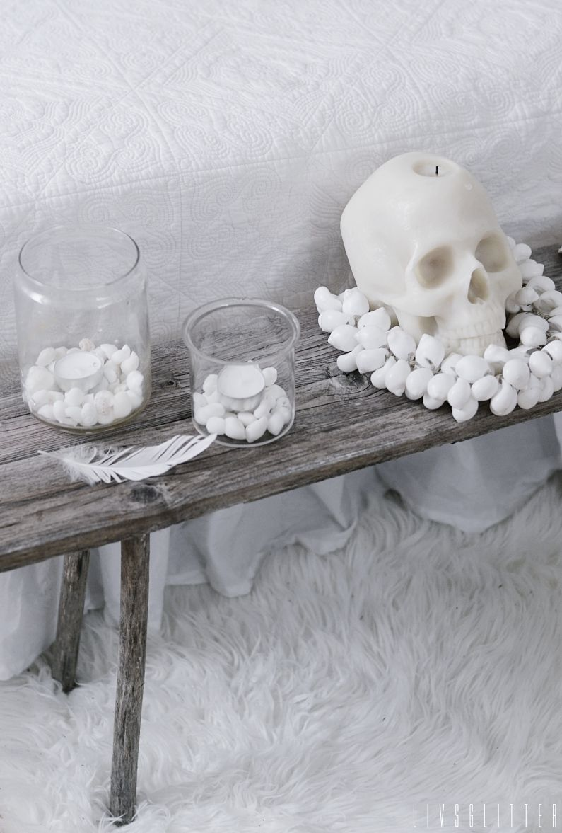 Do It Yourself Home Decorating Ideas: Diy, Do It Yourself, Pall, Bänk, Love Warriors, Skull