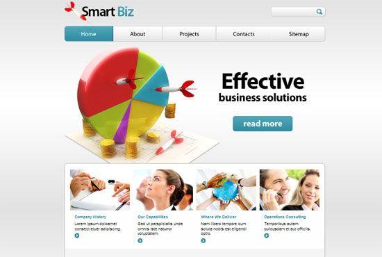 HTML Website Templates   HTML Website Templates   Pinterest ...