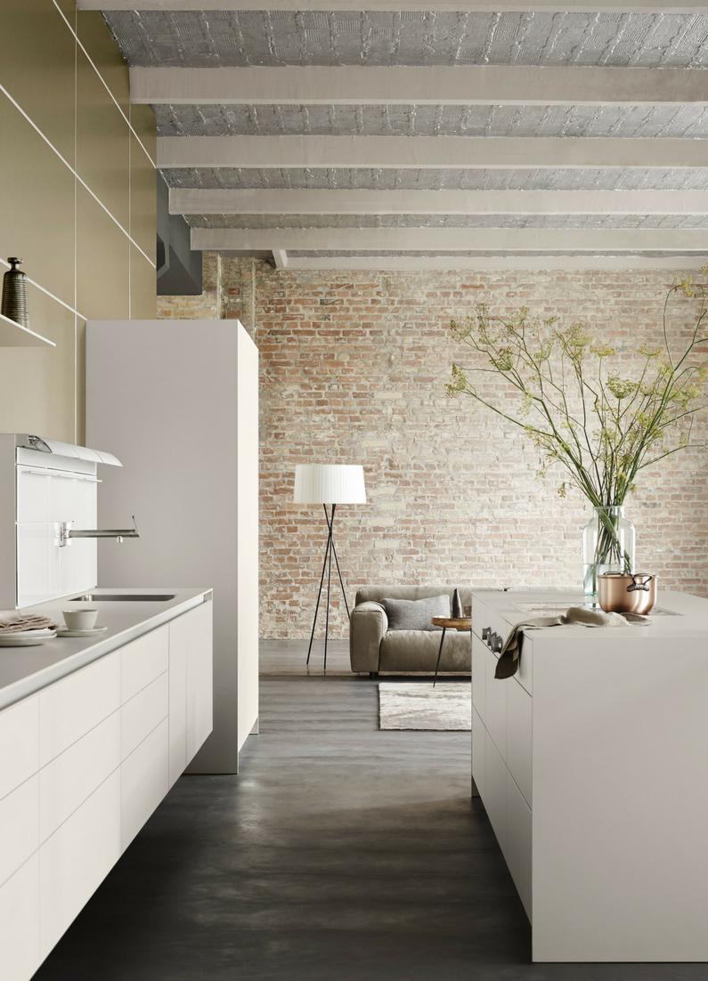 Sympathisch Weisse Küche Hochglanz Das Beste Von Weiße Küche, Hochglanz, Modern, Küche, Insel, Weiß,