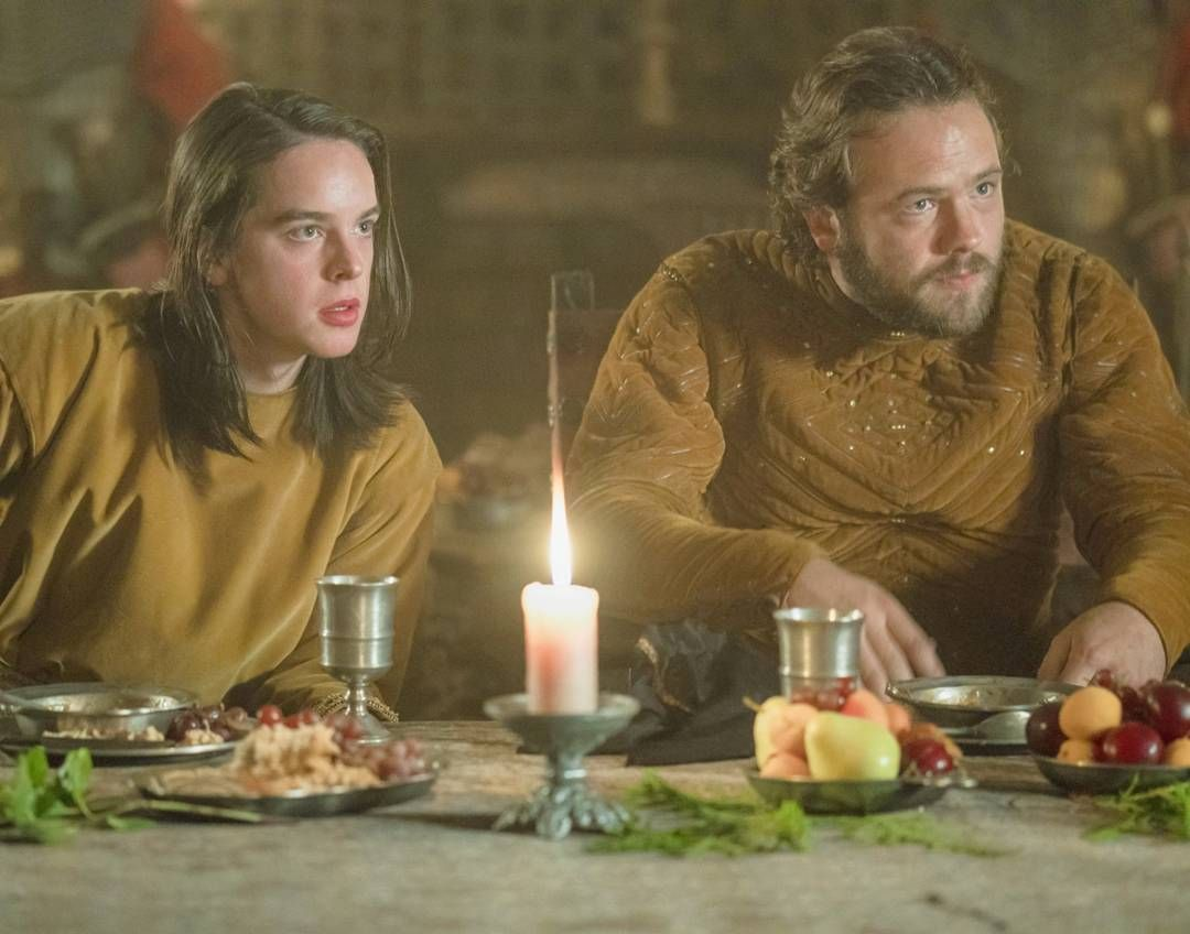 Vikings Season 5 Alfred And Aethelwulf I Have To Admit