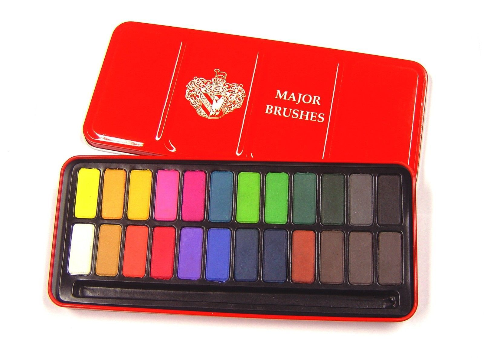 Set of 4 Major Brushes Water Colour Brushes