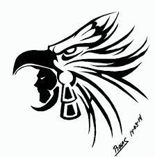 Resultado De Imagen Para Dibujos De Aguilas Aztecas Band Tattoos