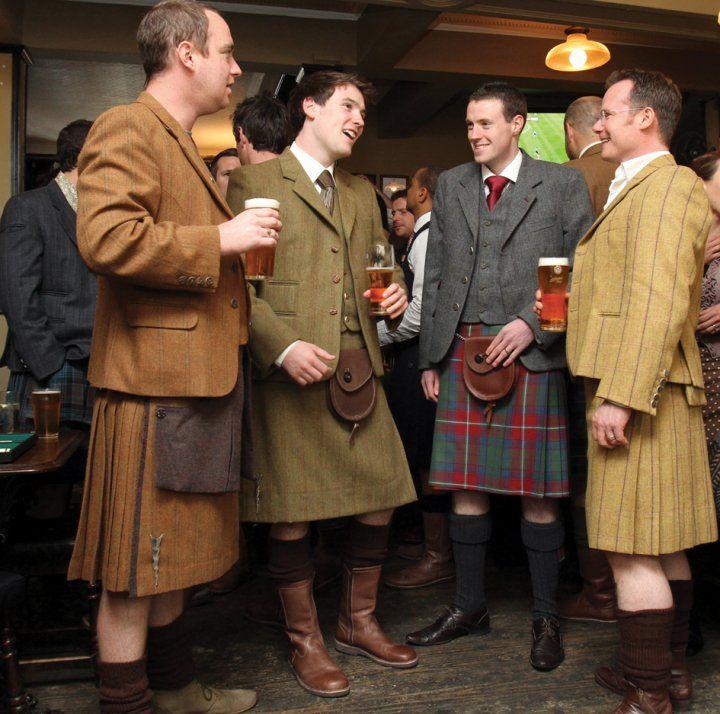 Scottish clan gay