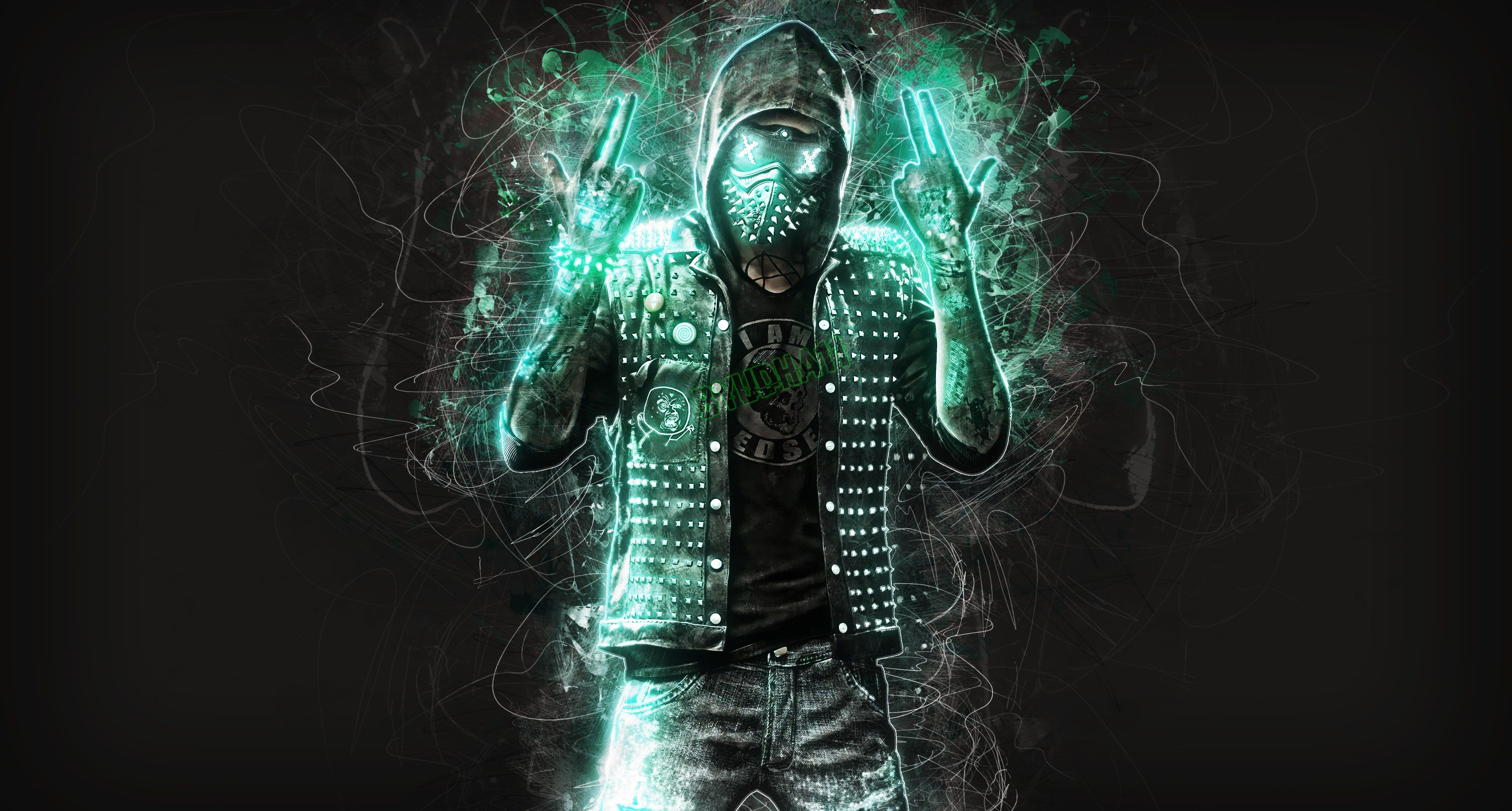 Wrench Watch Dogs 2 Fan Art Wrench Watch Dogs 2 Fan Art Is An Hd Desktop Wallpaper Posted In Our Free Image Collection Of Gaming Wallpapers You Can Download