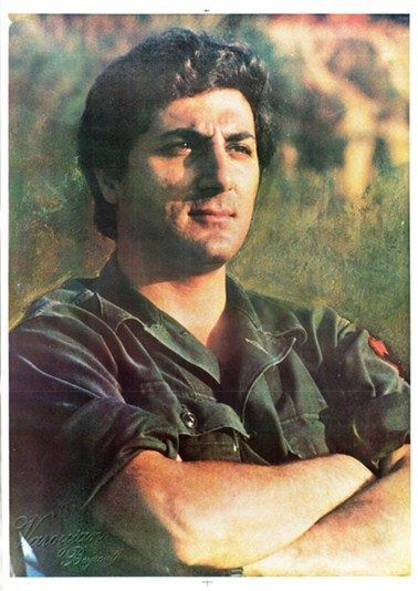 Sheikh Bachir Gemayel | Lebanese civil war, Lebanon ...