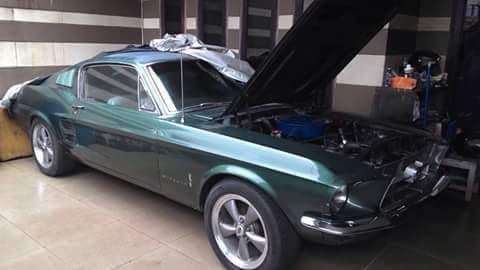 Forsale Dodge Fastback 67 American Muscle Car Jakarta Muscle