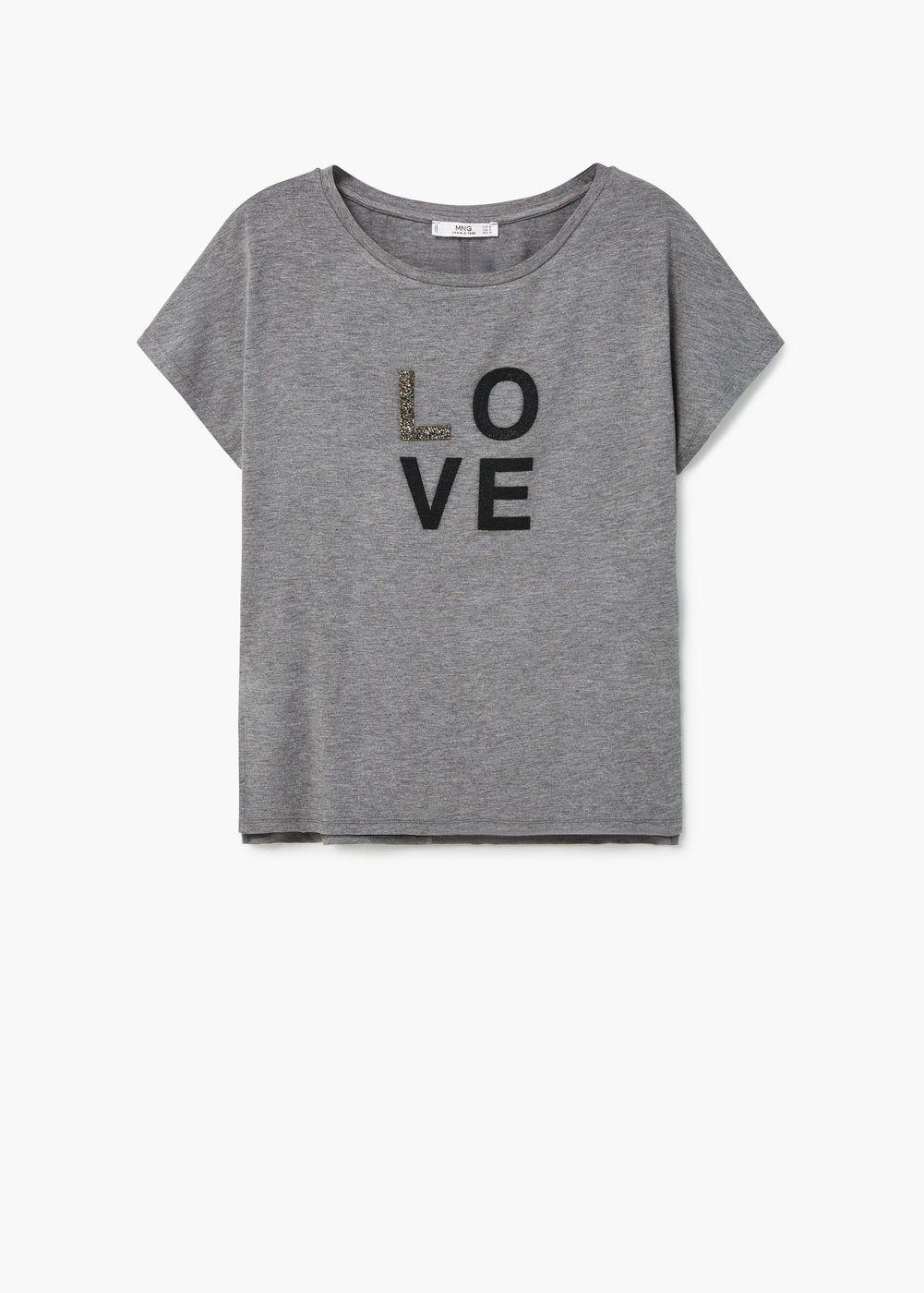 0480dec9406 Camiseta estampada - Camisetas de Mujer