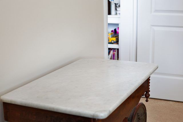 Charmant How To Repair A Crack In A Marble Table