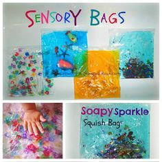 Sensory wall on the floor | Sacs sensoriels, Développement