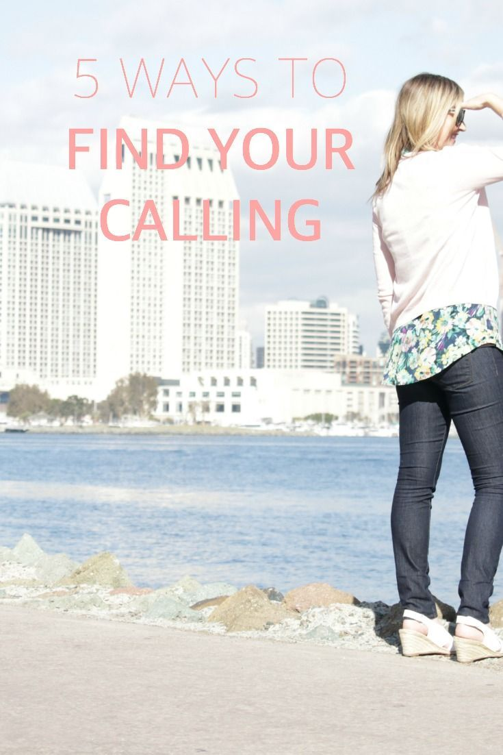5 ways to find your calling - Why Do You Want To Change Your Job