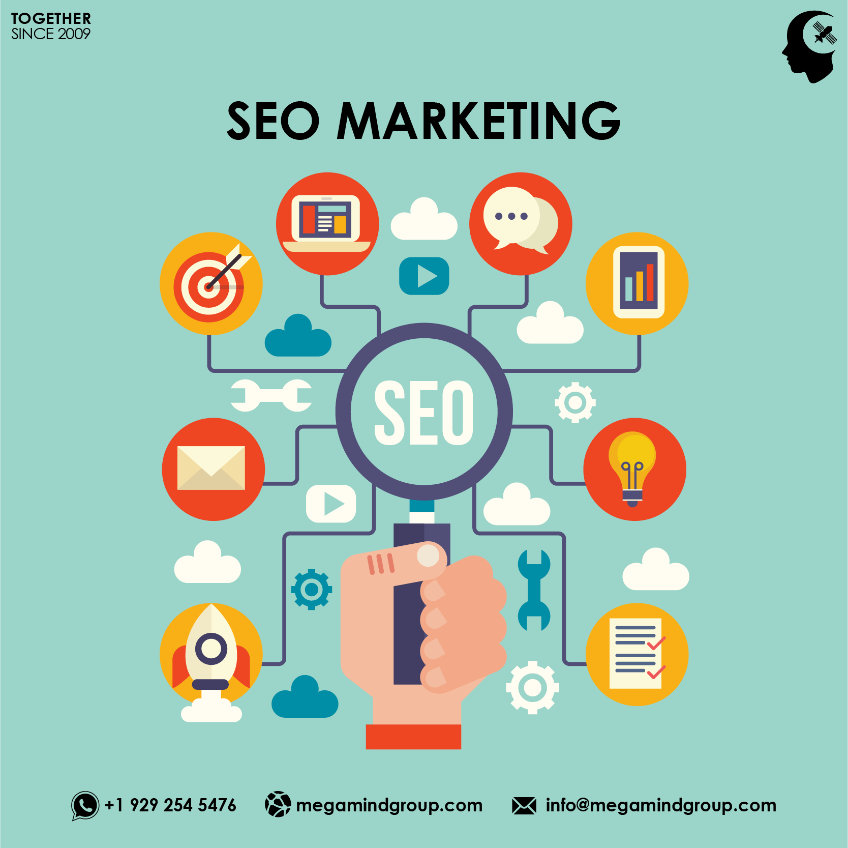 SEO Marketing is imperative for brand credibility. Brings