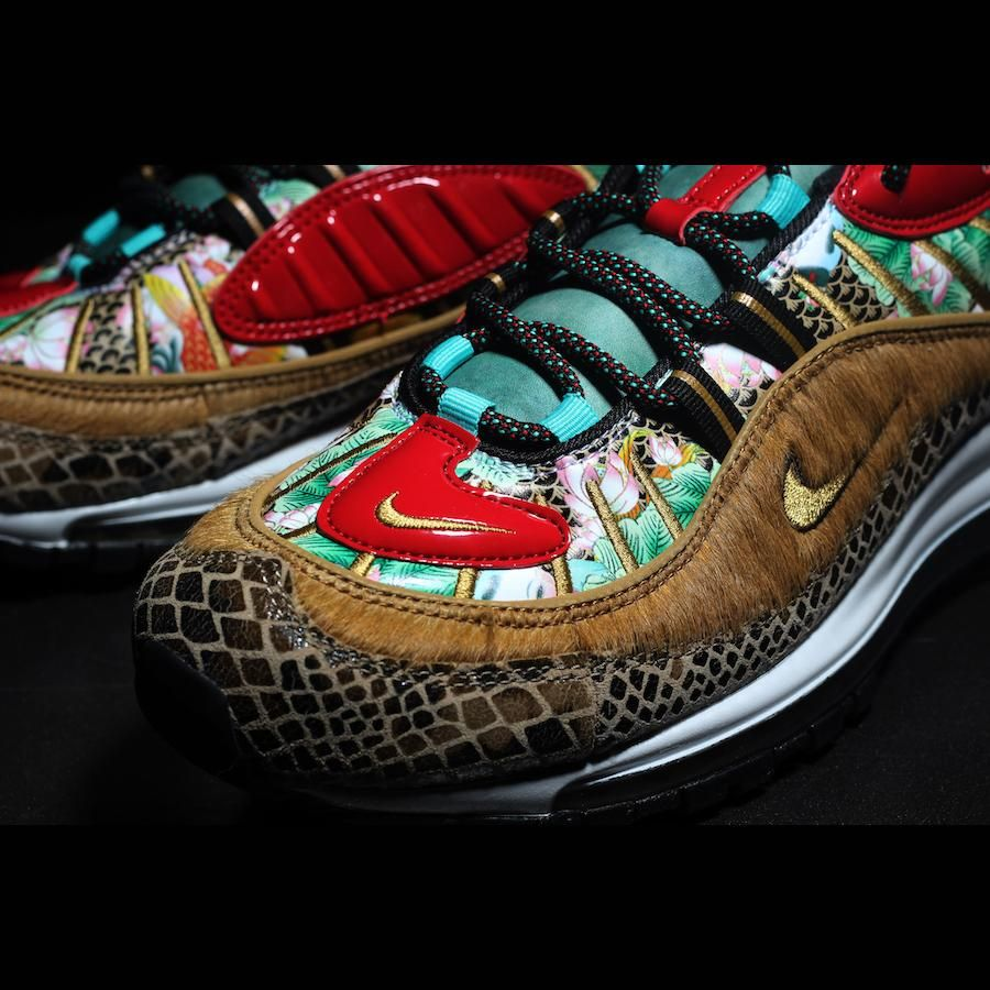 Nike Air Max 98 CNY Year of the Pig 2019 (BV6649708) nel 2020