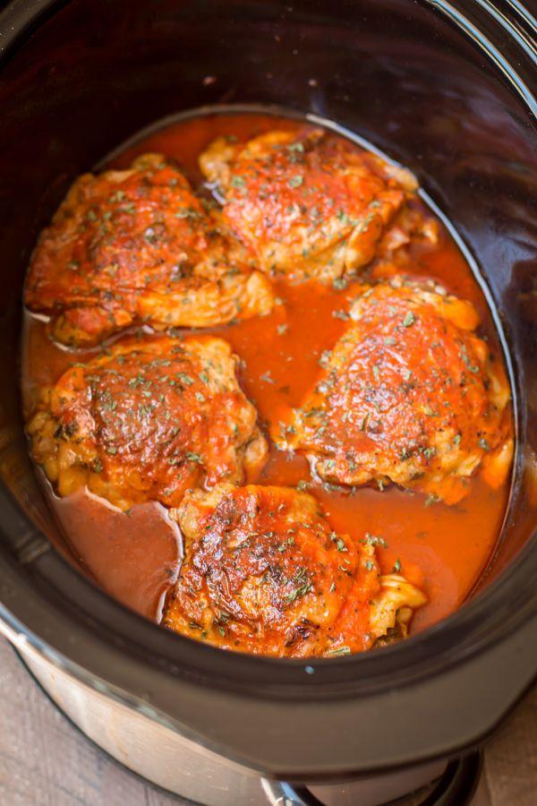 Bone In Chicken Crockpot Recipes Crock Pots