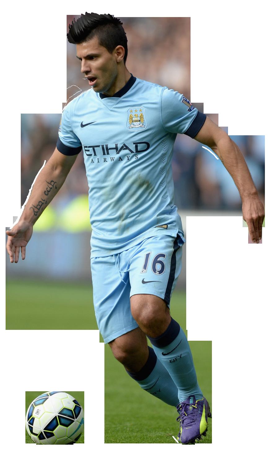 Sergio Aguero of Manchester City (mit Bildern) | Fussball ...
