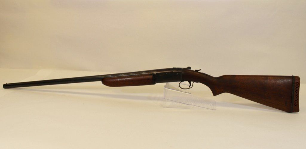 Winchester Model 37 12 gauge