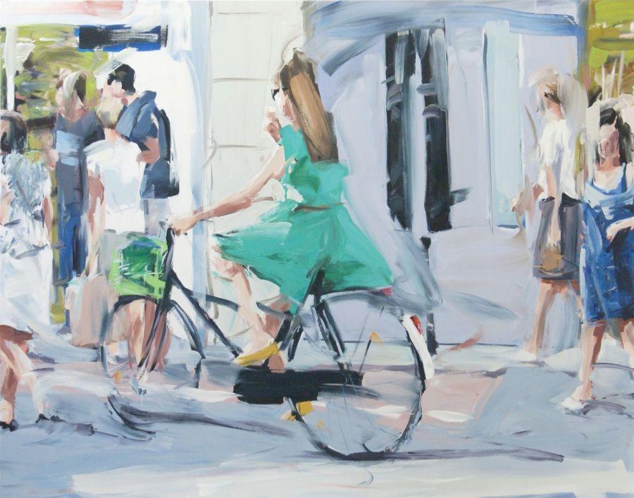 Alireza Varzandeh Works Galerie Barbara Von Stechow Art My Arts Painting