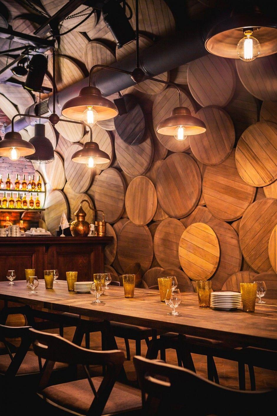 Bar Wall Design - Home Design Ideas